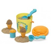 Melissa &amp; Doug 6433 Speck Seahorse Sand Ice Cream Set