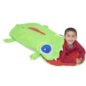 Melissa & Doug 6208 Augie Alligator Sleeping Bag