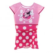 Swimways 25010 Deluxe Swim Shorty Set - Minnie Mouse