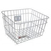 Nirve 1951 Wire Basket White