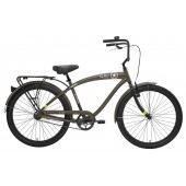 Nirve Kilroy 1 Speed Men's Beach Cruiser 3431 Olive