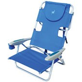 Ostrich On Your Back Beach Chair OYB-1002B Blue