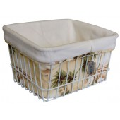 Nirve 6407 Island Palms Basket Liner/Tote