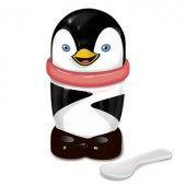 Geospace 10750 Ice Cream Mugz Penguin