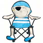 Pacific Play Tents 53100 Paul the Pirate Super FunFolding Chair