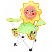 Pacific Play Tents 53300 Sandy the Sunflower Super FunFolding Chair