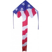 Premier Kites 44269 Large Easy Flyer Patriotic Kite