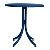 Ratana FN42036 Baci 36in Round Aluminum Top Folding Table