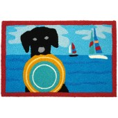 Home Comfort Jellybean Rug Ready to Play - Embroidery JB-STS001