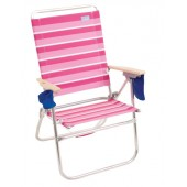 Rio SC642C Hi-Boy Beach Chair