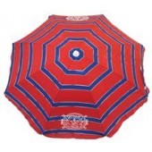 Rio UDS71TB Tommy Bahama 6-ft Sun Blocking Beach Umbrellas - FREE SHIPPING *limited time offer