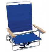 Rio SC590BP-28 The Classic 5 Position Backpack Beach Chair - FREE SHIPPING *limited time offer