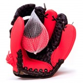 Saturnian 1 109 Jr. Glove & Ball Set