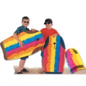 Saturnian 520 27&quot; Tie Dye Fun Gripper Body Board