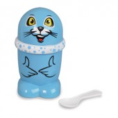 Geospace 10750 Ice Cream Mugz Blue Seal