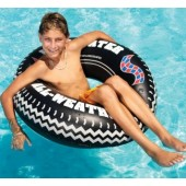 "Swimline 9021 36"" Inflatable Monster Tire Ring"