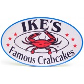 Shore Memories Ike's Famous Crab Cakes Photo Plaque