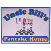 Shore Memories Uncle Bill's Pancake House Photo Plaque