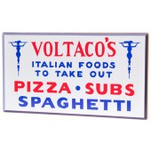 Shore Memories Voltaco's Italian Foods Photo Plaque