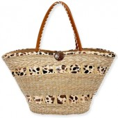 Sun N Sand CE5752 Jungle Around Shoulder Tote