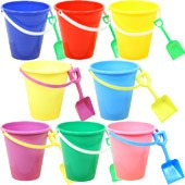 Sport Design PS8 Jumbo Pail &amp; Shovel Set 9''