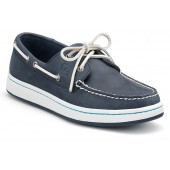 Sperry Top-Sider Mens Sperry Cup Boat Shoes Navy