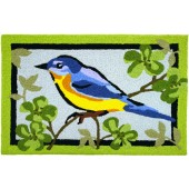 Home Comfort Jellybean Rug Sweet Bluebird of Spring JBCJ017