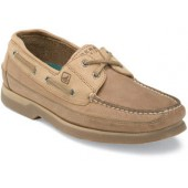 Sperry Top-Sider Men's Mako 2-Eye Canoe Moc Boat Shoe Oak