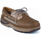 Sperry Top-Sider Men's Gold Cup Billfish 3-Eye Boat Shoe Tan/Beige