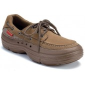 Sperry Top-Sider Decklite 3-Eye Boat Shoe Walnut