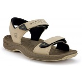 Sperry Top-Sider Men's Latitude Dbl Strap Sandal Tan