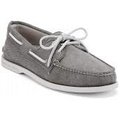 Sperry Top-Sider Men's Authentic Original Canvas Boat Shoe Olive