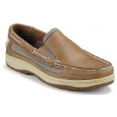 Sperry Top-Sider Men's Slip On Boat Shoe Tan/Beige
