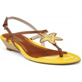 Sperry Top-Sider Women's Delray Yellow Starfish
