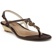 Sperry Top-Sider Women's Delray Brown Seahorse