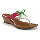 Sperry Top-Sider Women's Boca Pink/Green