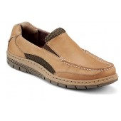 Sperry Top-Sider Men's Billfish Ultralite Slip On Shoes Linen Leather