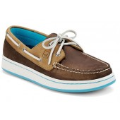 Sperry Top-Sider Men's Sperry Cup Shoes Dark Brown/Sahara