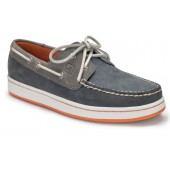 Sperry Top-Sider Men's Sperry Cup Shoes Navy/Grey 