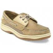 Sperry Top-Sider Men's Billfish 3-Eye Boat Shoe Tan/Beige