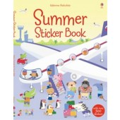 Usborne 521035 Summer Sticker Book