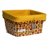 Nirve 6408 Sunflower Basket Liner Tote