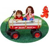Teddy Bear Company DW11308 Dragon Wagon with Pads plus FREE Plush Toy