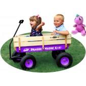 Teddy Bear Company DW11310 Dragon Wagon with Pads plus FREE Plush Toy