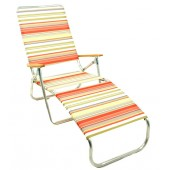 Telescope 821 Multi Position Folding Chaise Lounge Beach Chairs 