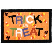 Home Comfort Jellybean Rug Trick or Treat - Embroidery JB-AB001