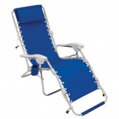Rio FCB630-70 Zero Gravity Backpack Lounger - Blue